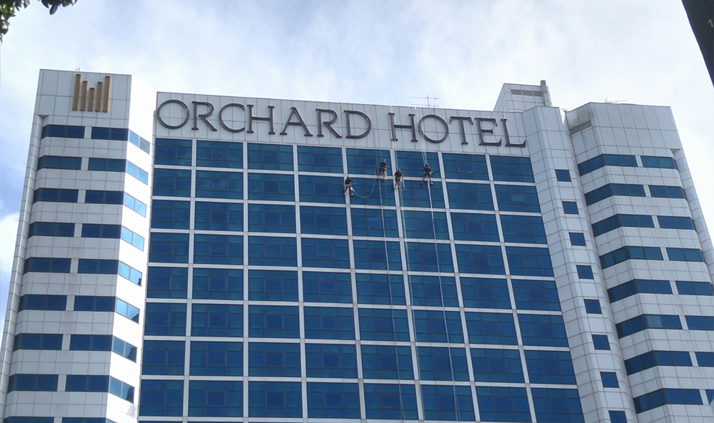 Orchard Hotel 1